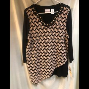 Beautiful Alfred Dunner top